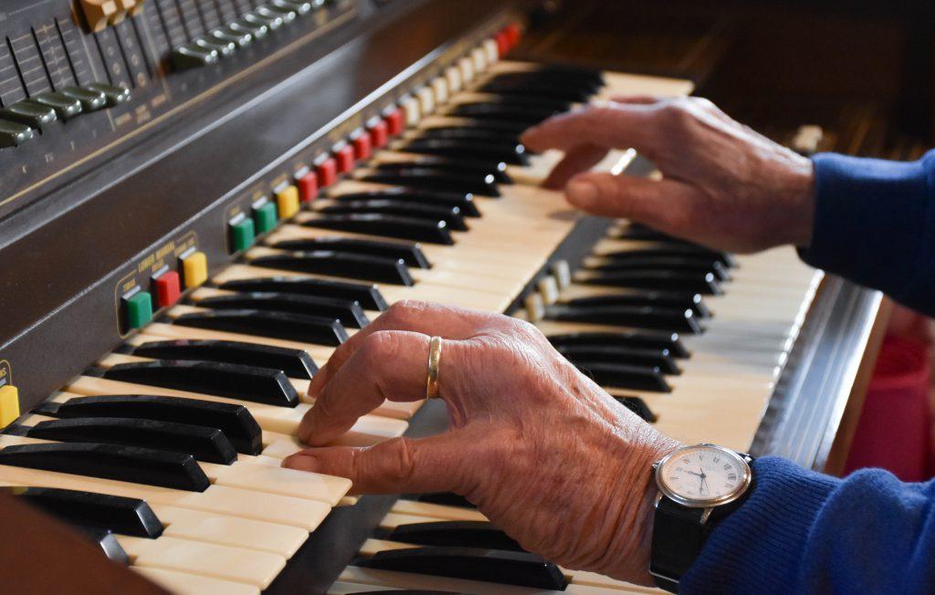 Orgel Harmonicahoeve